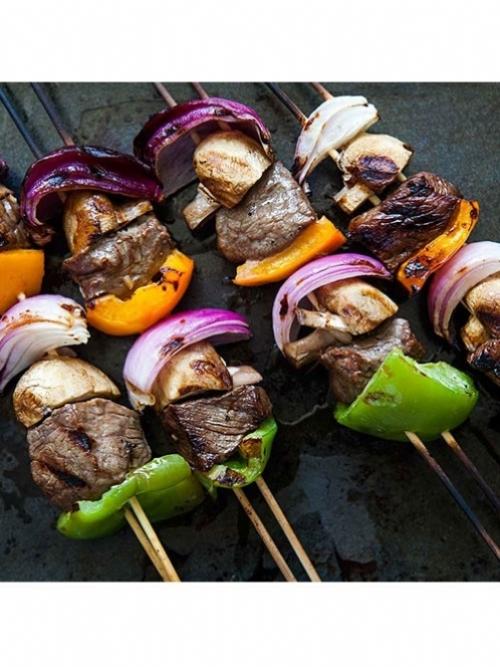 Beef Kebabs, 4 x 125g