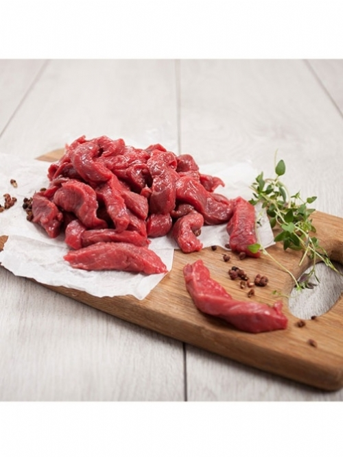 Beef Strips, 500g