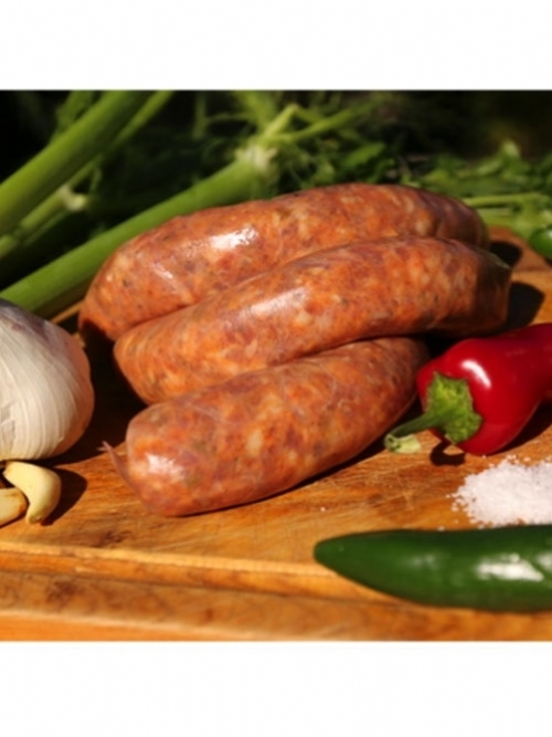 Lamb sausages, 500g