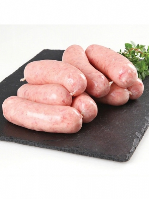 Pork Sausages, 500g