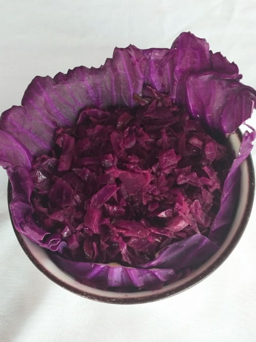 Cooked Red Cabbage, 250ml