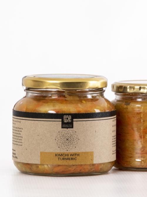 Kimchi - Turmeric, 250ml