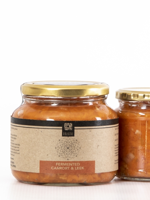 Fermented Carrot & Leek, 250ml