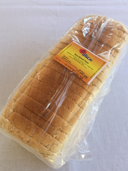 Rice Bread Plain