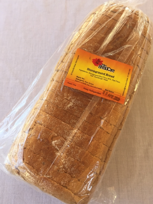 Stoneground Bread