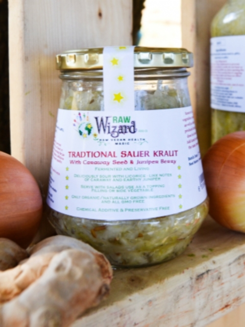 Traditional Sauerkraut, 330g