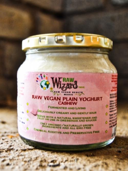 Vegan Yoghurt - Cashew Plain, 260g