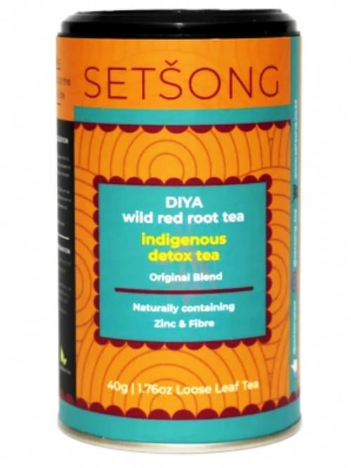 Diya - Red Root Tea - Original, 40g