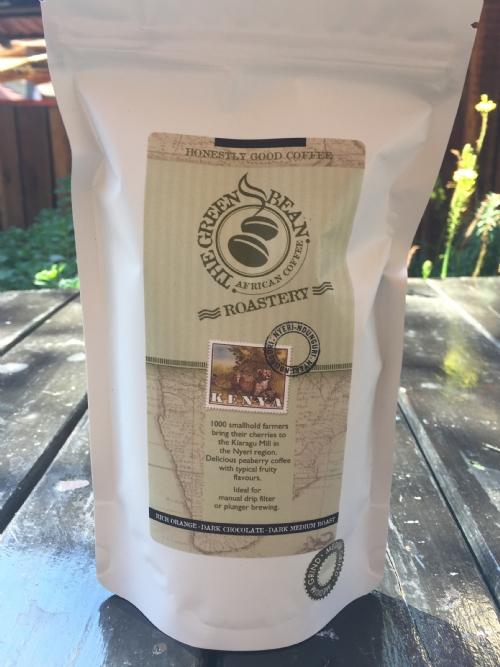 Kenya AA 250g - Medium Grind Coffee