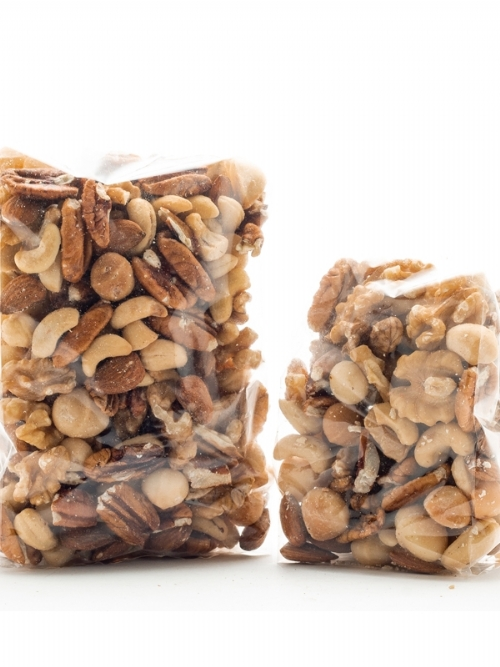 Mixed Nuts, Salted, 200g