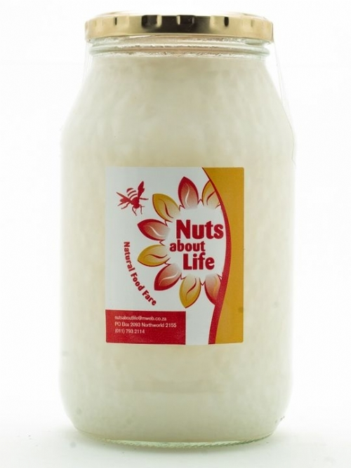 Organic Extra Virgin Coconut Oil, 250ml