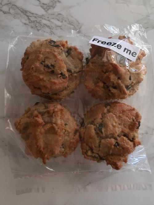 Banting Savoury Muffins