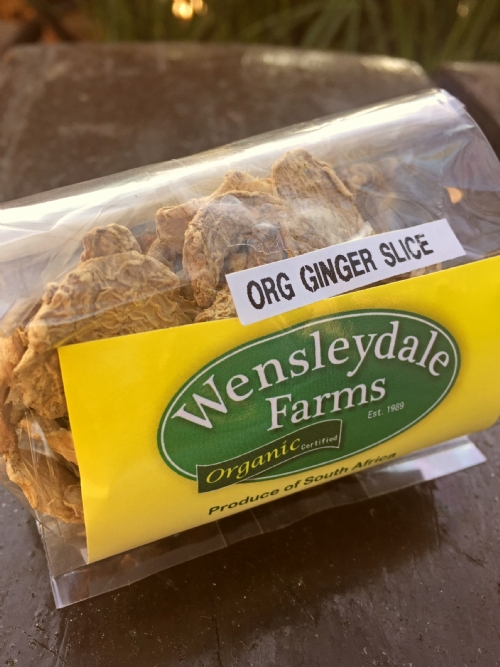 Wens Dry Ginger Slices - 50g