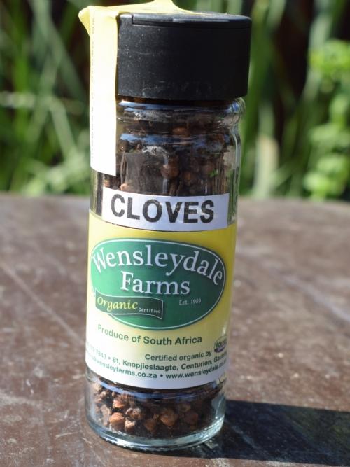Wens Organic Cloves - 35g
