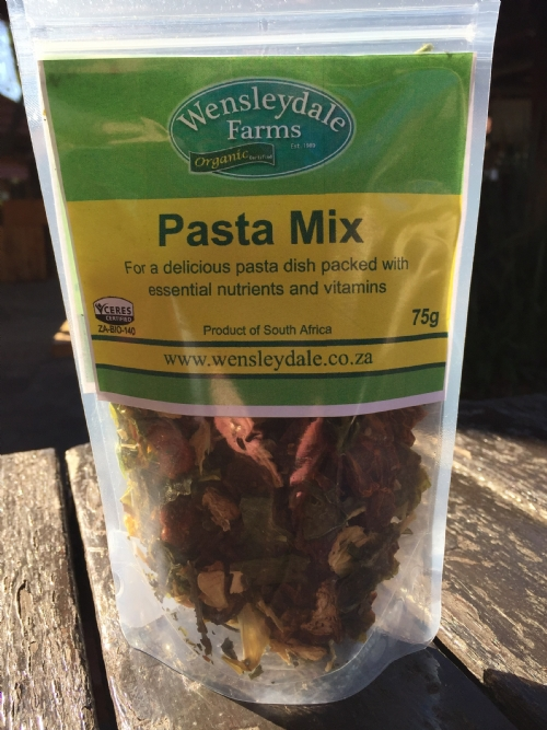 Wens Organic Dehydrated Pasta mix - 80g