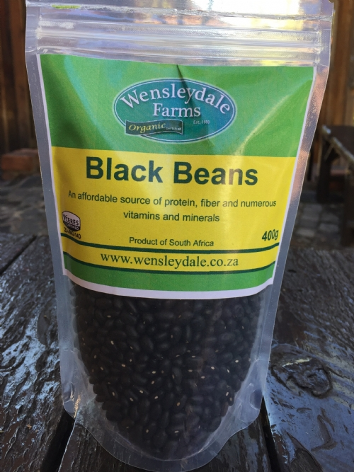 Beans Black 400g - organic (CERES)