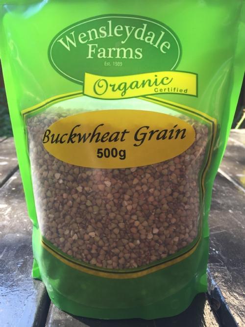 Buckwheat Grain 500g - organic (CERES)