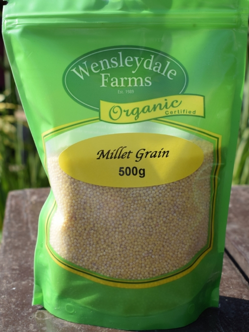 Millet Grain 500g - organic (CERES)