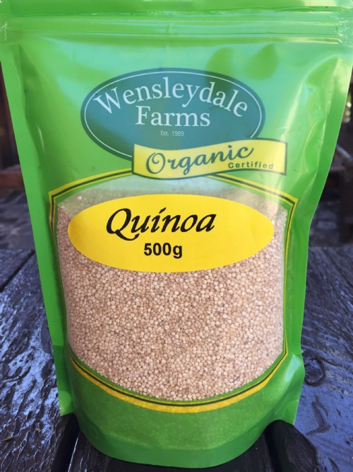 Quinoa 500g - organic (CERES)
