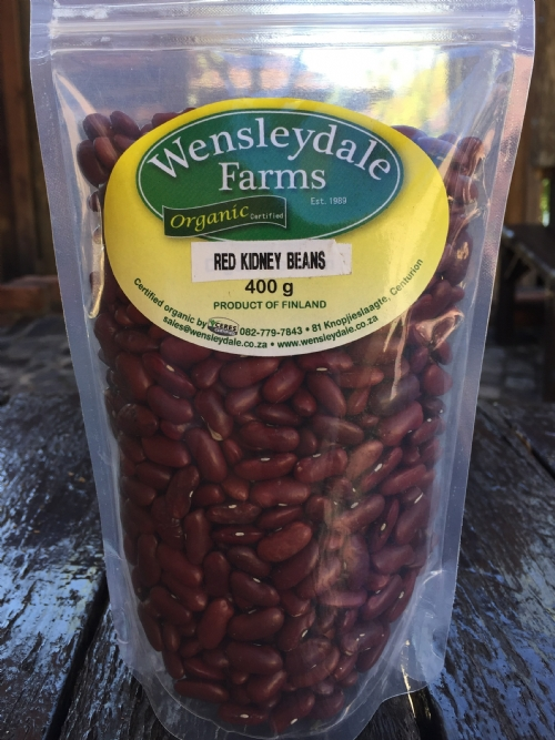 Red Kidney Beans 400g - organic (CERES)