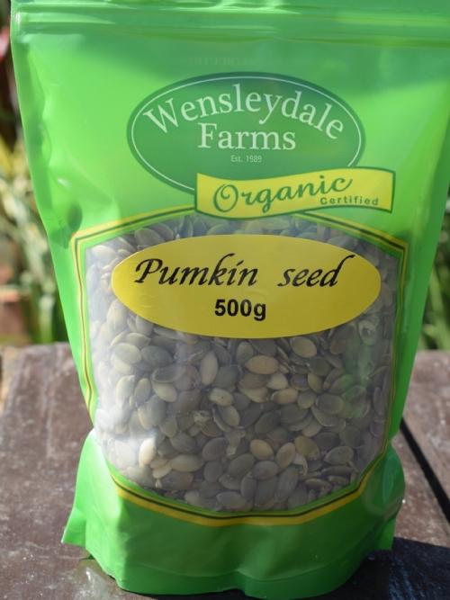 Pumpkin Seeds 500g - organic (CERES)