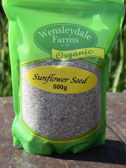 Sunflower Seeds 500g - organic (CERES)