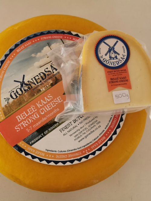 Traditional Dutch Gouda - Belee (6 Months) - 1kg