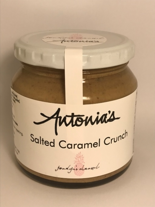Salted Caramel Crunch Butter, 250g
