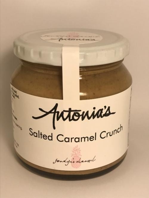 Salted Caramel Crunch Butter, 250g
