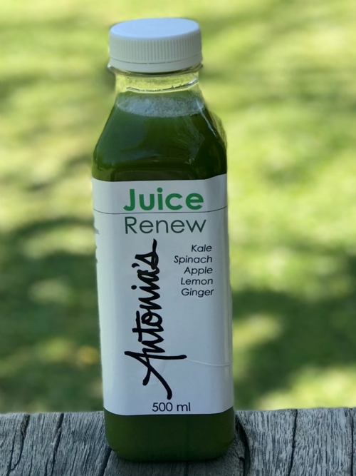 Renew Juice, Cold-Pressed, 500ml
