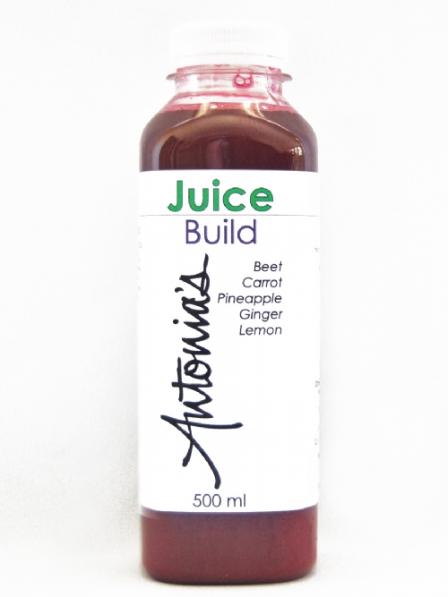 Build Juice, Cold-Pressed, 500ml