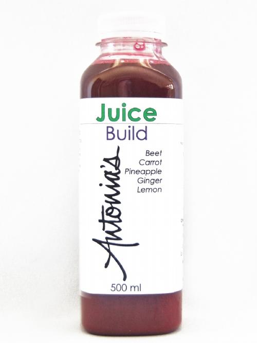 Build Juice, Cold-Pressed, 500ml