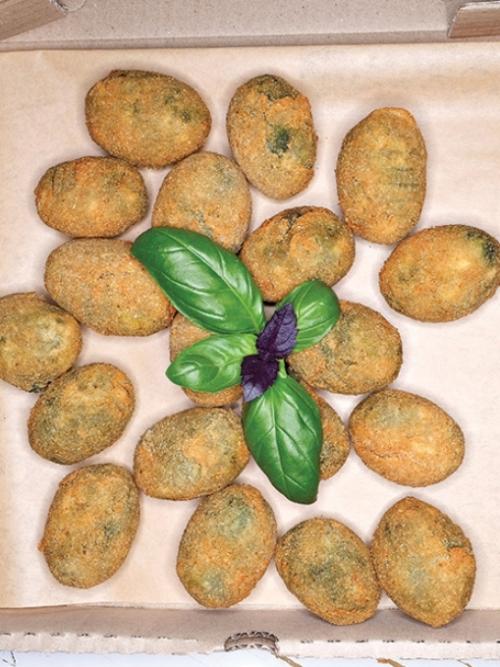 Butternut Croquettes, Frozen