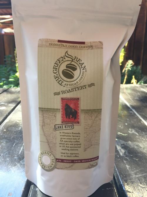 Rwanda Lake Kivu 250g - Medium Grind Coffee