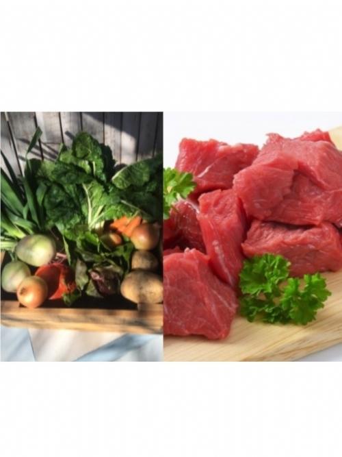 Donate A Veg & Meat Box
