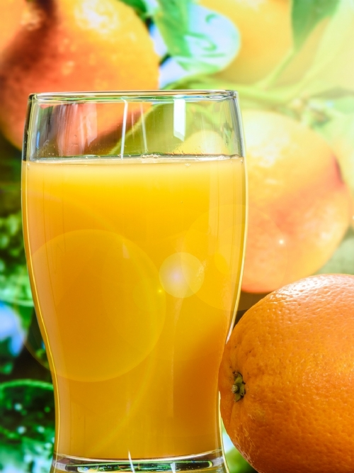 100% Daily Fresh Orange Juice, 1L