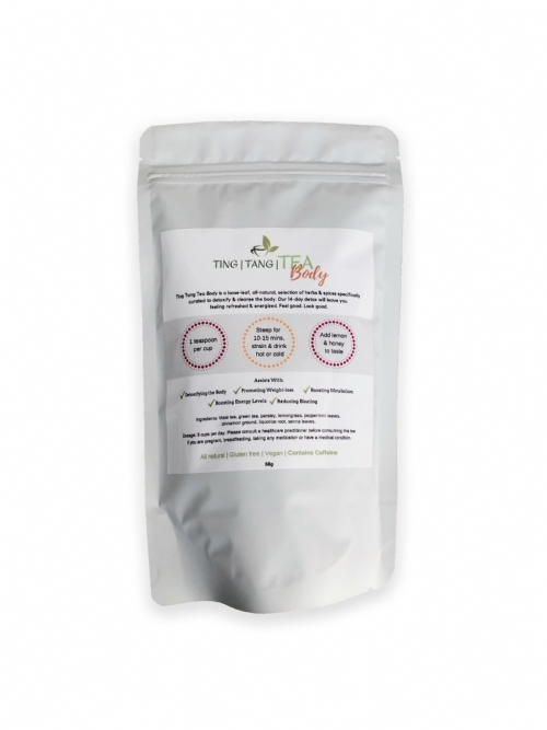 Ting Tang Tea Body (14-Day Detox)