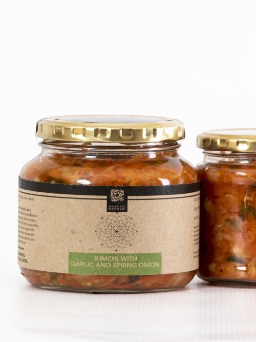 Kimchi Garlic And Spring Onion, 500ml