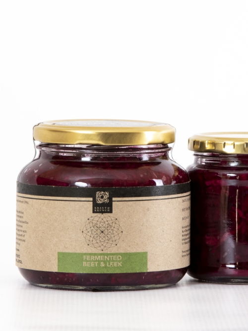 Fermented Beet And Apple, 250ml