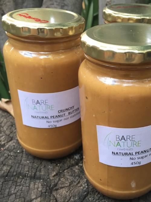 Peanut Butter - crunchy, 450g