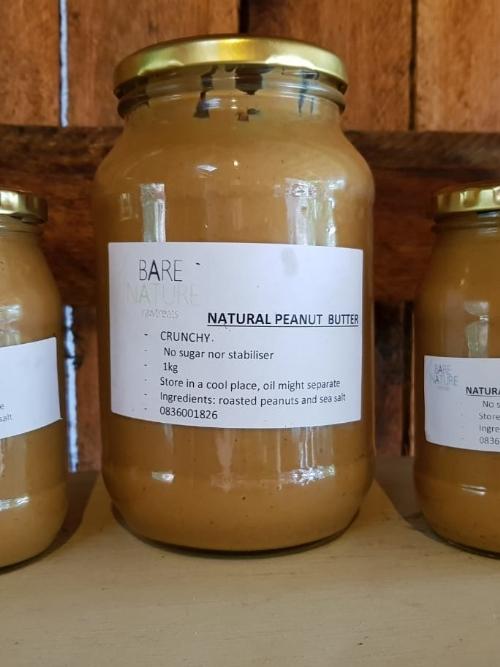 Peanut Butter - crunchy, 1kg