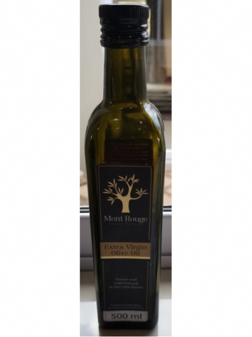 Mont Rouge Extra Virgin Olive Oil
