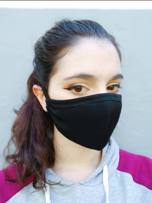 The Smart Mask, 3 layers with filter, for women
