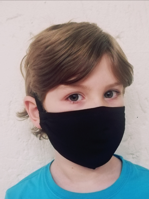 The Smart Mask, 3 layers with filter, for children