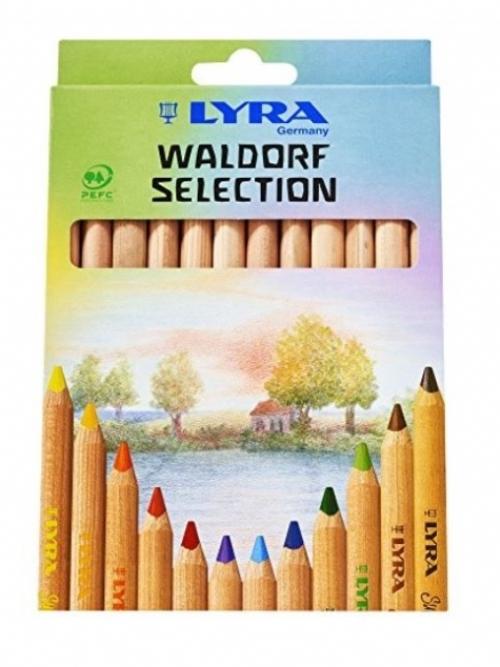 Lyra Waldorf Selection - 12pack