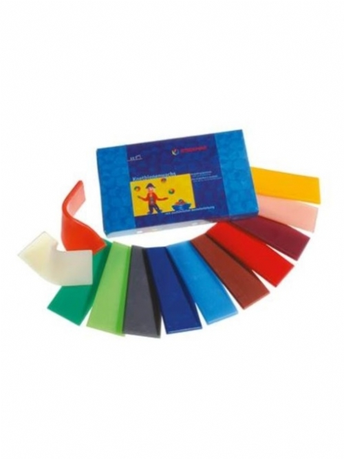 STOCKMAR Modelling Beeswax - 12 sheets