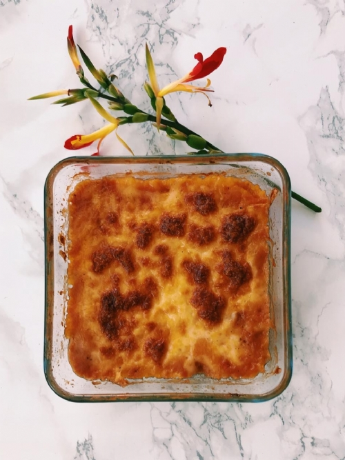Banting Beef Cottage Pie, for 2