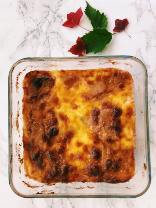 Banting Beef Lasagne, for 2