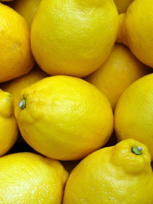 Lemons, 3pack