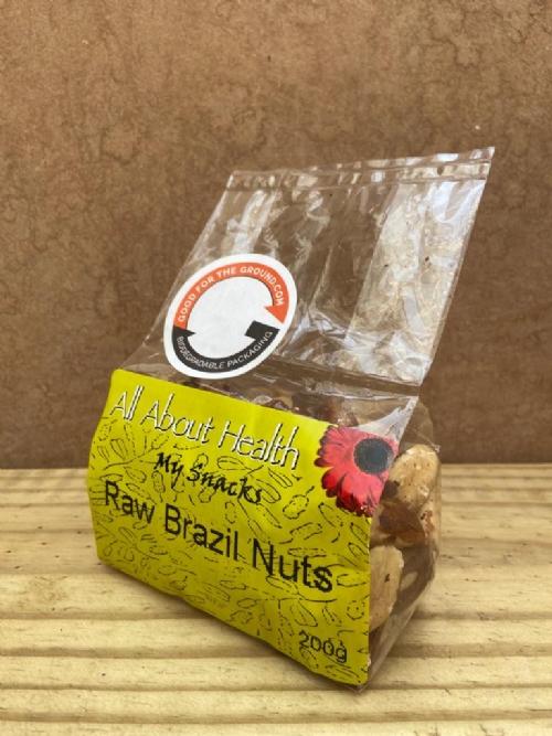 Brazil Nuts, raw - 200g